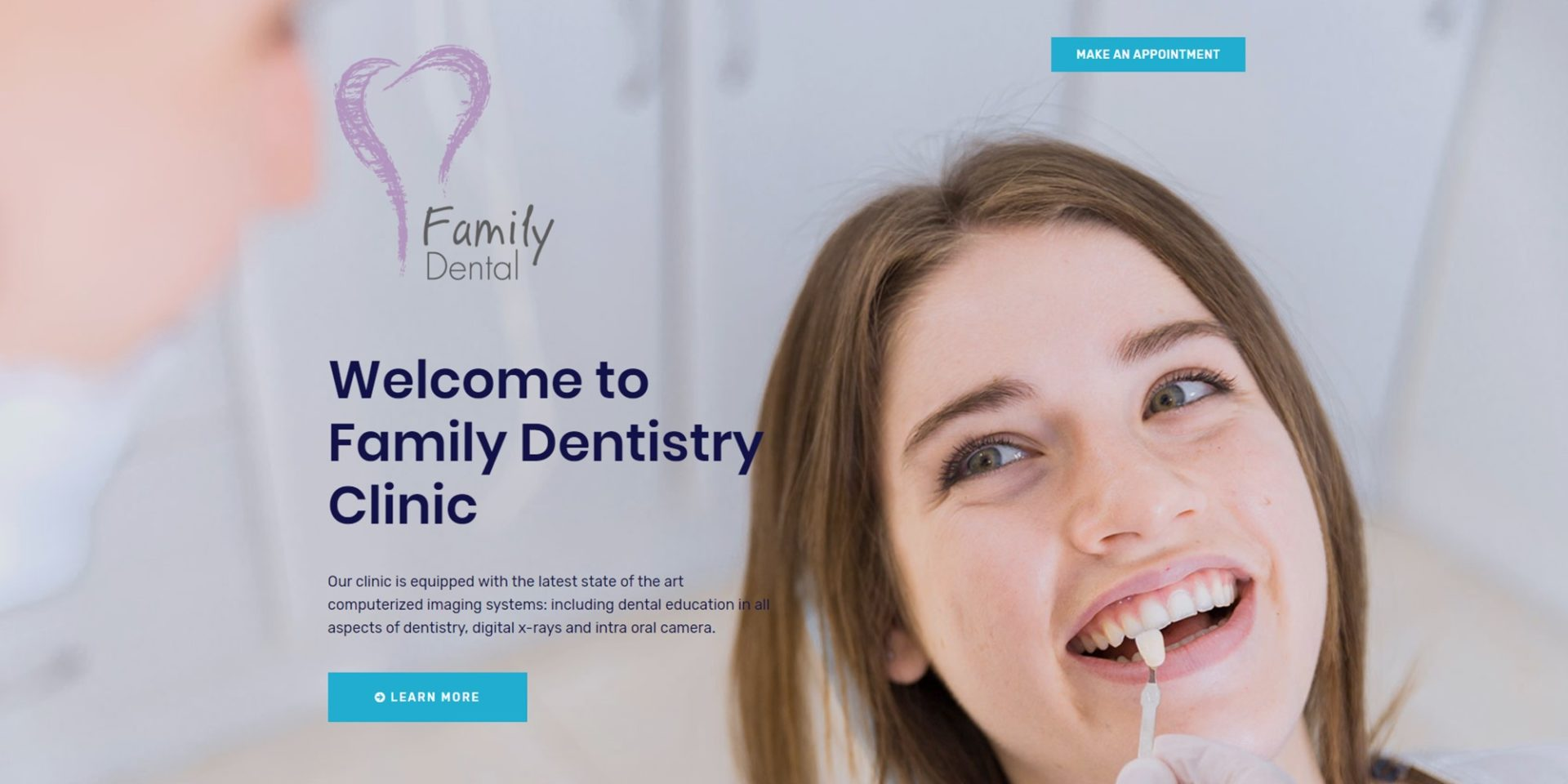 Turnkey Dental Website