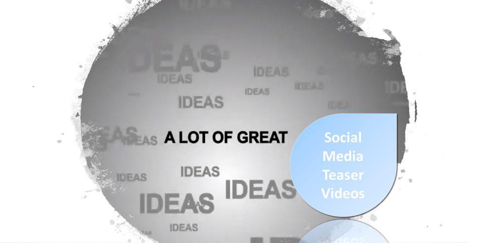 Social Media Teasers