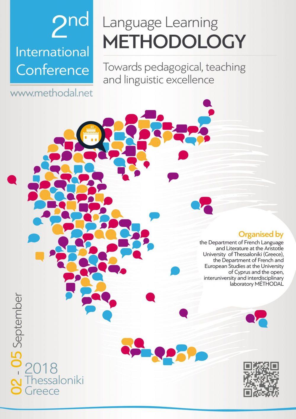 2nd International Conference of Language Learning Methodology
