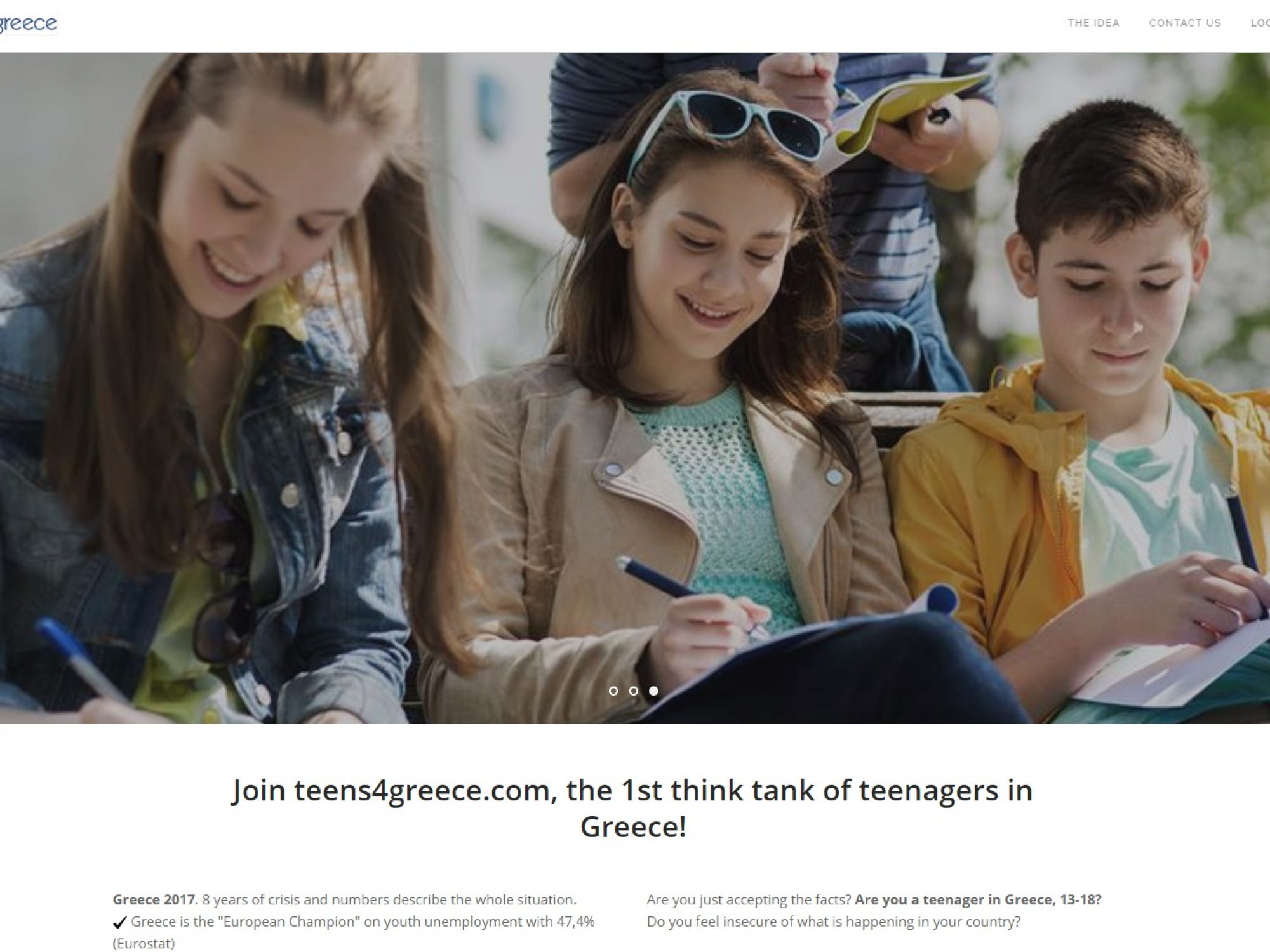 teens4greece